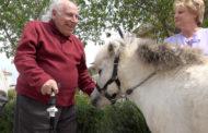 Médiation animale à l'EHPAD résidence retraite médicalisée Notre Dame de la Paix à Toulon