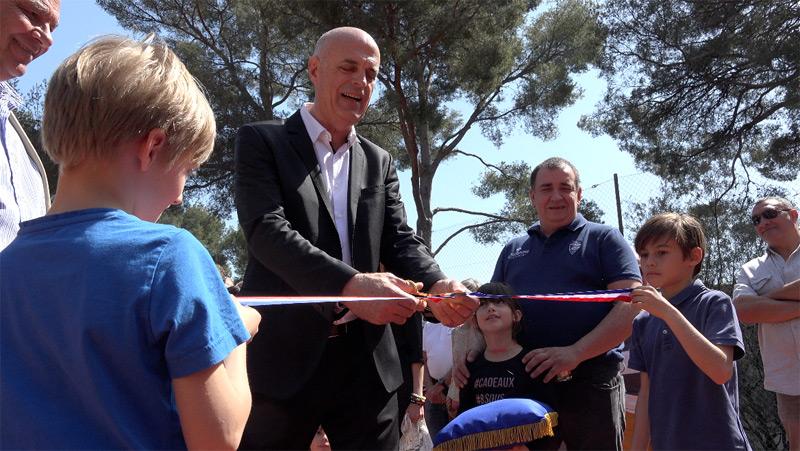 Le tennis club du rosaire à Sanary améliore ses conditions d'accueil
