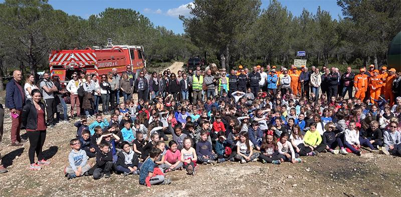 Sud Sainte Baume, 20 ans pour l'école de la forêt
