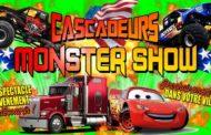 Les cascadeurs du Monster Show à Hyères cet été