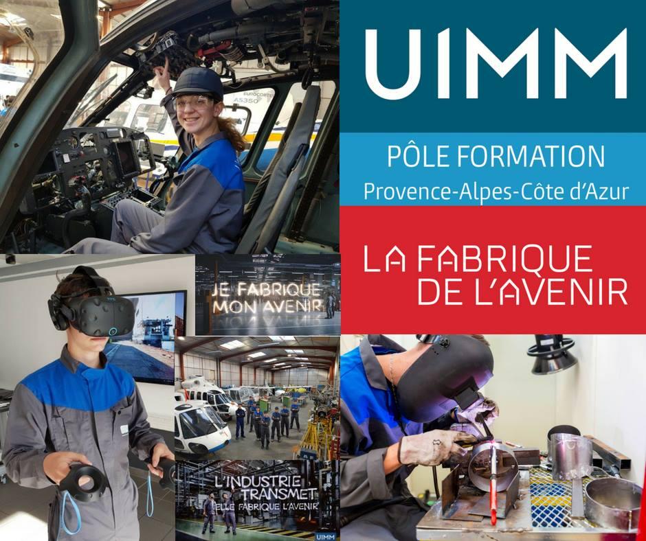 UIMM PACA propose 100 contrats en apprentissage pour décrocher un Bac Pro industriel