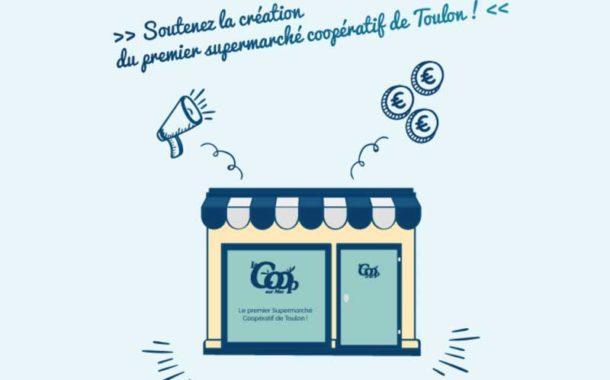 La Coop sur Mer : premier supermarché coopératif de Toulon