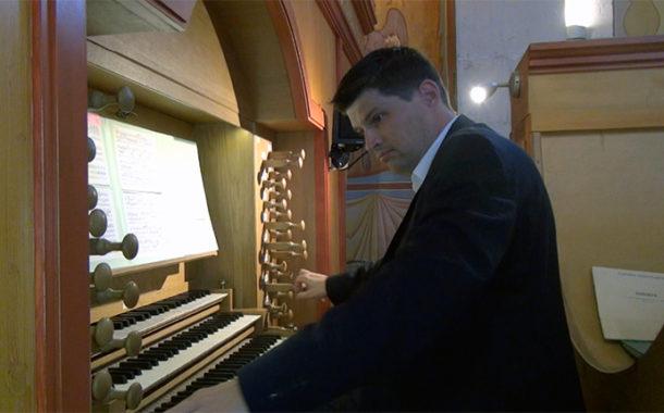 L'orgue de Sanary se visite