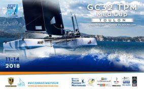 Grande finale de la course GC32 à Toulon