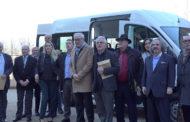 Le bus des aînés un nouveau dispositif pour la mobilité des aînés de la communauté d'agglomération Sud Sainte Baume