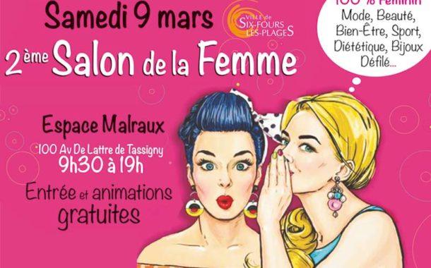 Salon de la Femme, le 9 mars 2019 à Six-Fours-les-Plages