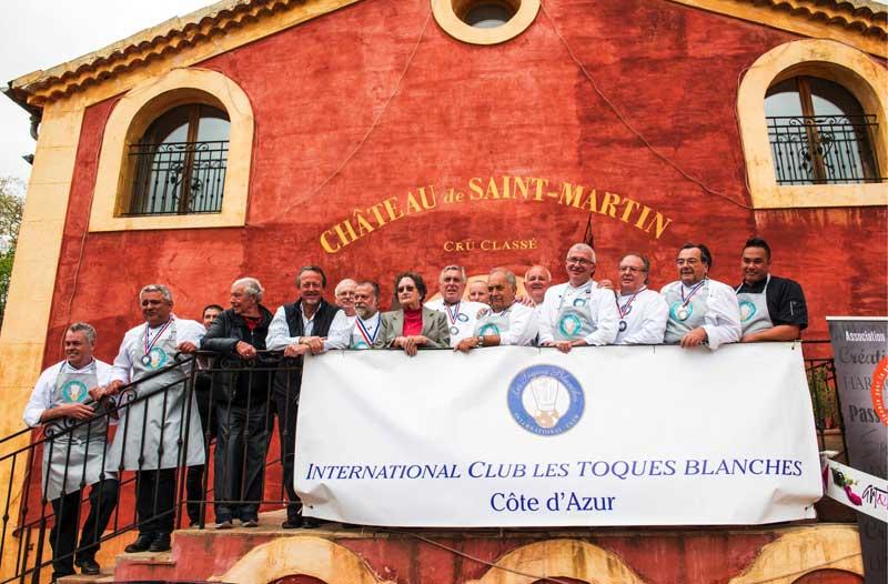 Rencontres Gastronomiques au Château de Saint-Martin à Taradeau le 31 mars