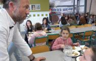 Un Chef étoilé au Cours Fénelon à Toulon (vidéo)