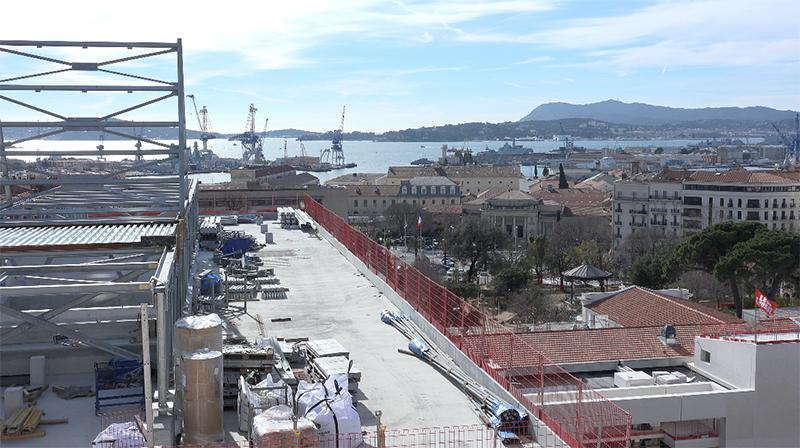 Toulon Chalucet : un écrin de verdure en cœur de ville (vidéo)