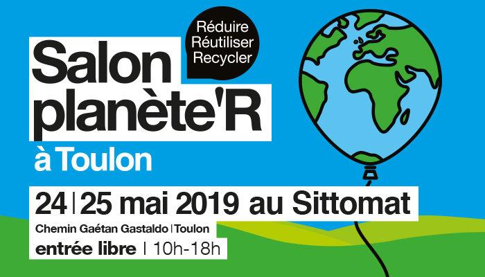 Salon Planète'R, sensibilisation au recyclage (vidéo)