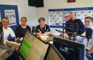 Rencontre Top FM Le Mag INFO 83 avec Laurent Mazmanian de Mobisport Concept et Arnaud Gentit responsable communication et culturel de la mairie de Bandol
