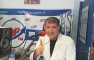 INFO83 et Radio Top FM invitent Michel-Ange Flori, l'afficheur qui donne son