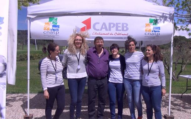 La Capeb du Var : à la rencontre des artisans à Grimaud (Vidéo)