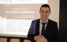 Table ronde : l'innovation au coeur de l'immobilier. (vidéo)