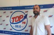 INFO 83 rencontre avec Sébastien Pettenaro dirigeant de Grand Sud Box. INFO 83 Top le mag radio Top FM Bandol