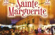 Fête de Sainte Marguerite en juillet 2019 à La Garde