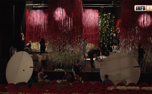 Le Festival Floralie's : véritable musée floral (Vidéo)