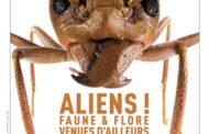Exposition Aliens ! Faune et Flore venues d'ailleurs (vidéo)