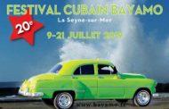 Festival Cubain Bayamo 2019 à La Seyne-sur-Mer