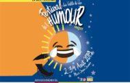 Premier Festival de l'humour à La Valette-du-Var du 2 au 4 août 2019