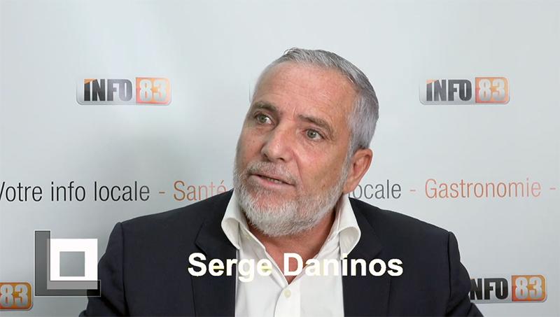 MUNICIPALES 2020 à La Seyne-sur-Mer avec Serge Daninos