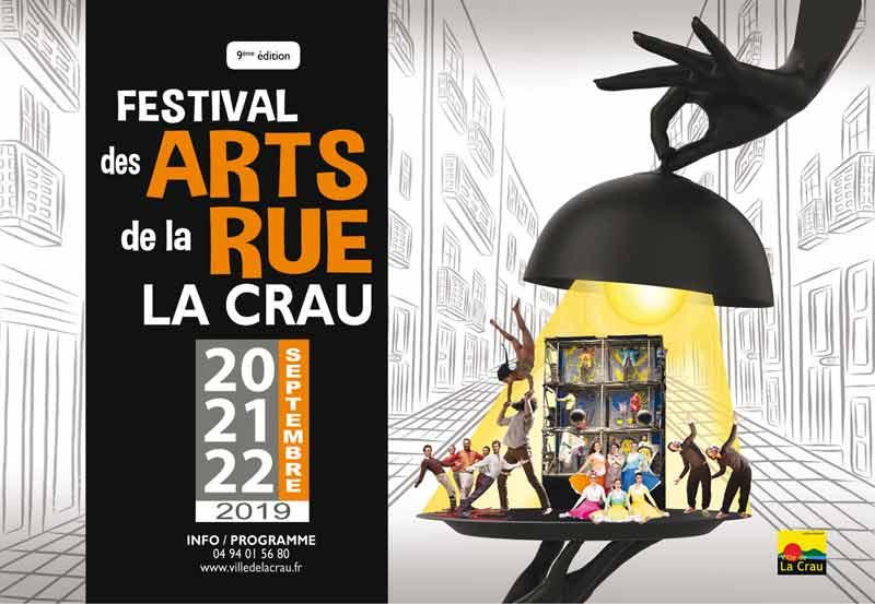 Festival des Arts de la rue 2019 à La Crau