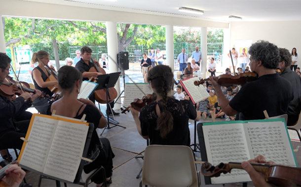 Orchestre à cordes de l'Opéra de Toulon