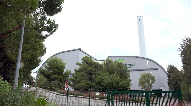 SITTOMAT : visite virtuelle gratuite de l'Unité de Valorisation Énergétique, vidéo.