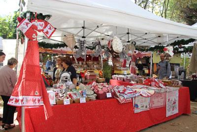 grand marché de terroir et de Noël Alsacien