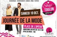 Journée de la mode place de l'Opéra à Toulon