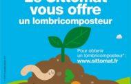 Composter en appartement c'est possible, le SITTOMAT vous offre un lombricomposteur