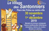 Le village des Santonniers à Six-Fours-les-Plages
