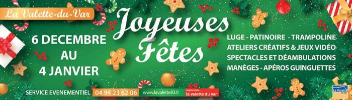 Noël dans le Var La Valette