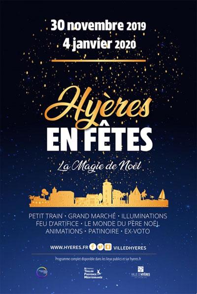 Noël dans le Var Hyères