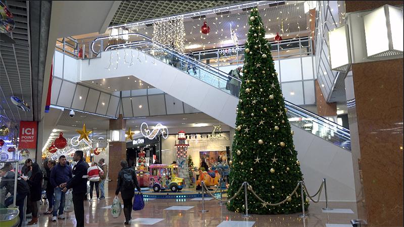 Noël au Centre Commercial Mayol à Toulon, c'est parti !