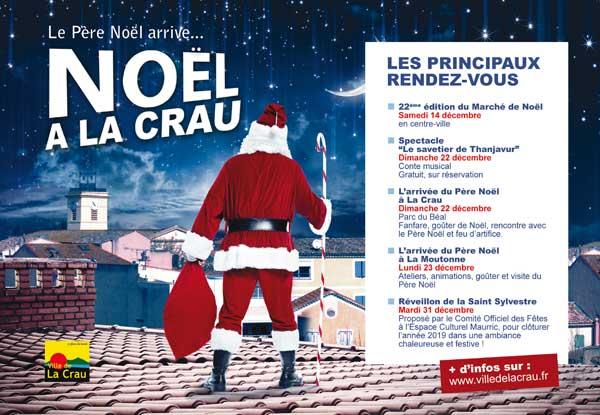 Noël dans le Var La Crau