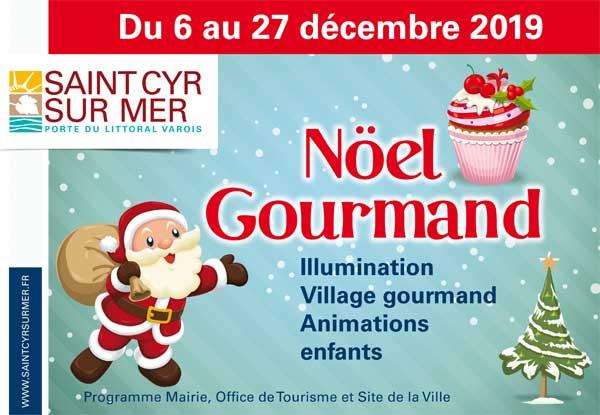 Noël dans le Var St Cyr sur Mer