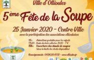 Fête de la soupe à Ollioules, samedi 25 janvier 2020