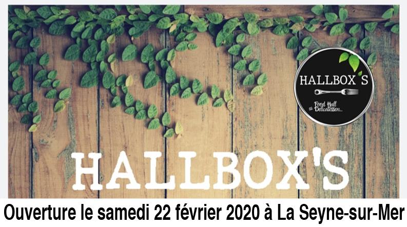 HALLBOX'S ou le premier Food Court du Var ! Ouverture samedi 22 février
