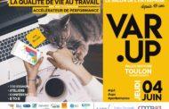 Jeudi 4 juin 2020 : Salon de l'entreprise Var.up à Toulon