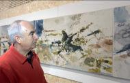 La fresque du peintre chinois Zao Wou-Ki, à voir jusqu'à dimanche 8 mars