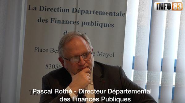 Déclaration des impôts sur le revenu 2019, tout savoir avec Pascal Rothé, Directeur des finances Publiques Départementales
