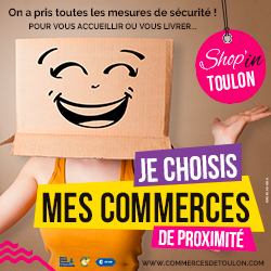 commerces Toulon