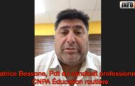 Gros coup de gueule du Pdt des autos-écoles CNPA éducation routière, Patrice Bessone, pour le passage des permis de conduire dans le Var