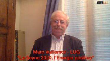 L'entre-deux tours, municipales 2020 à la Seyne. Entretien avec Marc Vuillemot liste LUG