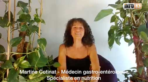 Entretien avec le docteur Martine Cotinat, spécialiste en nutrition : Que boire cet été ?