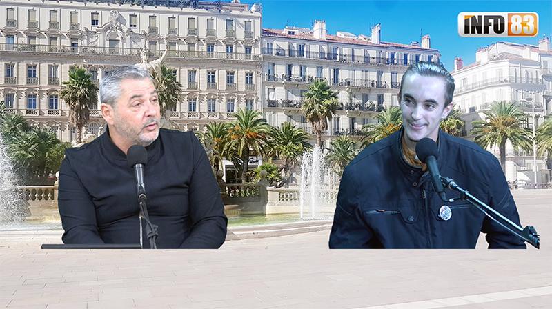 La 1ère marche des Fiertés LGBTQI+ de Toulon