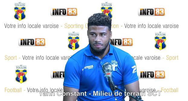 Sporting Club Toulon : rendez-vous tous les lundis sur INFO83