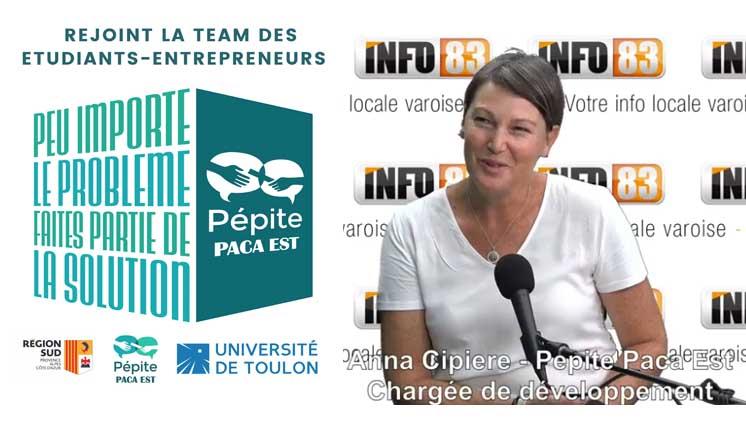 Étudiants : créer votre entreprise avec Pépite Paca Est