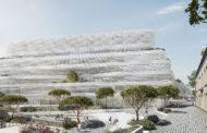 Projet de l'Institut de Formation des Professions de Santé sur l'îlot Montety à Toulon